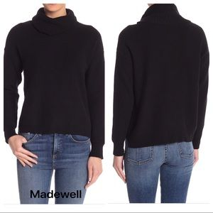 Madewell Texture Turtleneck Small